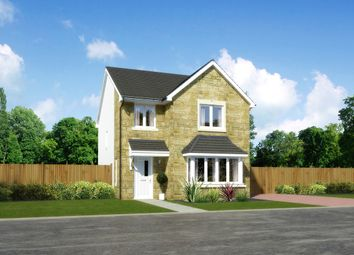 "Thumbnail 4 bed detached house for sale in ""Parkwood"" at Earl Matthew Avenue, Arbroath"