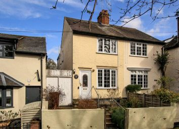 Thumbnail 2 bed semi-detached house for sale in Vicarage Lane, Ivinghoe, Leighton Buzzard
