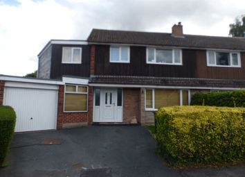 Thumbnail 4 bedroom property to rent in Devereux Close, Tupsley, Hereford
