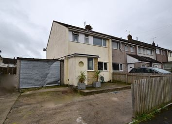 Thumbnail 2 bed end terrace house for sale in Madison Close, Yate, Bristol