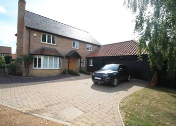 Thumbnail 5 bed property to rent in Lovett Green, Sharpenhoe, Bedford