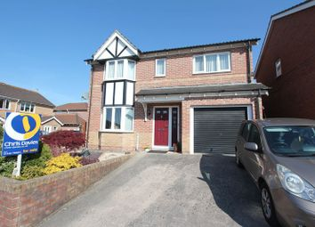 Thumbnail 4 bedroom detached house for sale in Plas Gwernen, Barry