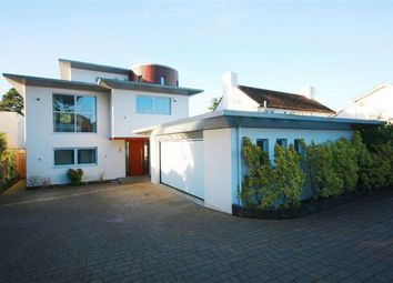 Thumbnail 4 bed detached house for sale in Dorset Lake Avenue, Lilliput, Poole, Dorset