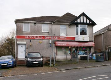 Thumbnail Retail premises for sale in Mayhill Superstore, 423 Townhill Road, Swansea