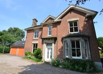 Thumbnail 4 bedroom detached house for sale in Christchurch Lane, Market Drayton