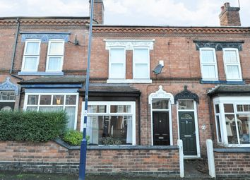 Thumbnail 2 bed terraced house for sale in Regent Street, Stirchley, Birmingham