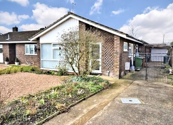 Thumbnail 3 bed semi-detached bungalow for sale in Grovelands, Ingoldisthorpe, King's Lynn