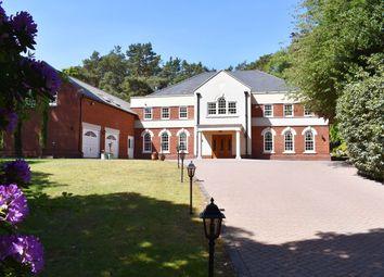Avon Castle Drive, Avon Castle, Ringwood BH24. 6 bed detached house for sale