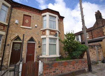 Thumbnail 3 bed end terrace house for sale in Argo Road, Waterloo, Liverpool