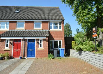 Thumbnail 3 bed end terrace house for sale in Cremorne Lane, Norwich, Norfolk