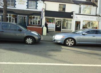 Thumbnail Retail premises to let in Madoc Street, Llandudno