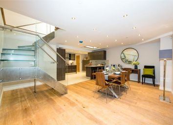 Thumbnail 4 bed end terrace house to rent in Norfolk Square Mews, London