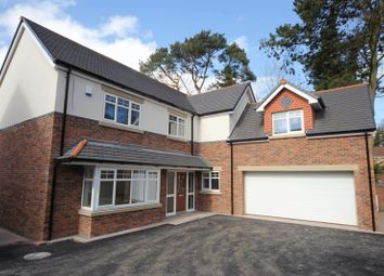 Thumbnail 4 bed detached house for sale in Eleanor Road, Bidston, Wirral