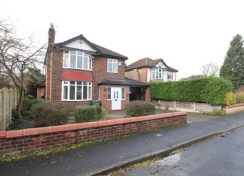 Thumbnail 4 bed detached house for sale in Lincoln Drive, Timperley, Altrincham