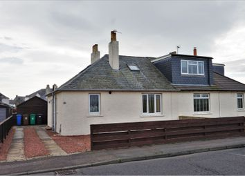 Thumbnail 2 bed semi-detached bungalow for sale in Elm Grove, Anstruther