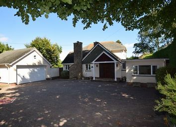 Thumbnail 3 bedroom detached house to rent in Salcombe Hill Road, Sidmouth