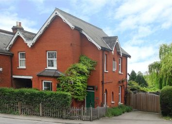 Thumbnail 3 bed terraced house for sale in Bridge Road, East Molesey, Surrey