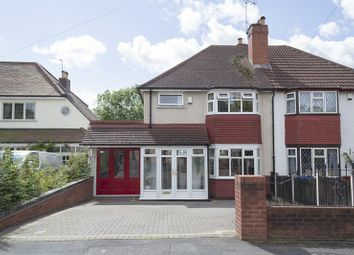 Thumbnail 3 bed semi-detached house for sale in Sunnybank Road, Oldbury