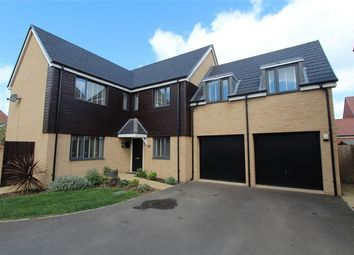 Thumbnail 5 bed detached house for sale in Ashpole Avenue, Wootton, Bedford