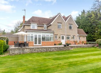 Thumbnail 4 bed detached house for sale in Church Lane, Limpley Stoke, Bath