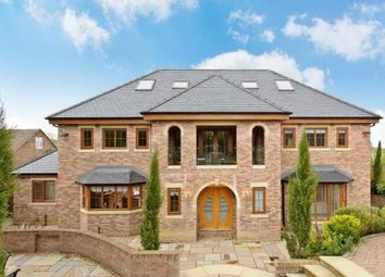 Thumbnail 5 bedroom detached house for sale in Firs Road, Over Hulton, Bolton, Lancashire.