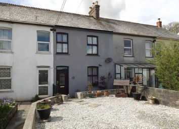 Thumbnail 2 bed terraced house for sale in Bugle, St. Austell, Cornwall