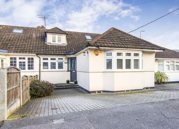 Thumbnail 4 bed semi-detached house for sale in Ingrave, Brentwood, Essex