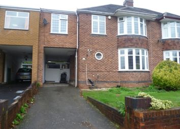 Thumbnail 5 bed semi-detached house to rent in Stareton Close, Earlsdon, Coventry