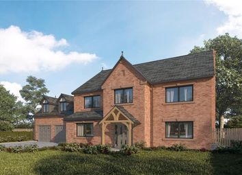 Thumbnail 5 bedroom detached house for sale in Plot 2 Leabank House, Wetheral Pasture, Carlisle, Cumbria