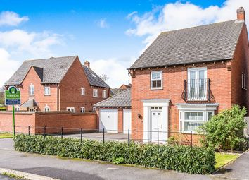 Thumbnail 4 bed detached house for sale in Glamorgan Way, Church Gresley, Swadlincote