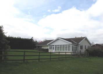 Thumbnail 3 bed detached bungalow for sale in Glanffrwd Road, Pontarddulais, Swansea