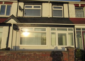 Thumbnail 3 bed property to rent in Newhaven Terrace, Grimsby