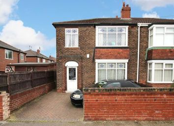 Thumbnail 3 bed semi-detached house for sale in Hampton Road, Doncaster