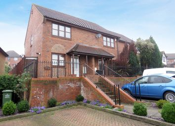 Thumbnail 2 bed terraced house for sale in Downs Grove, Vange, Basildon