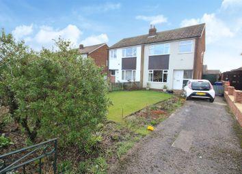 3 bed semi-detached house for sale in Moor Lane, Sherburn In Elmet, Leeds LS25