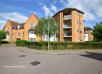 Thumbnail 2 bed flat for sale in Chelsea Gardens, Church Langley, Harlow, Essex