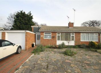 Thumbnail 2 bed semi-detached bungalow to rent in Craigfield Avenue, Clacton-On-Sea