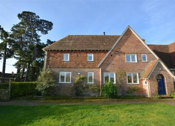 Thumbnail 4 bed semi-detached house for sale in Salternshill New Cottages, Bucklers Hard, Beaulieu, Hampshire