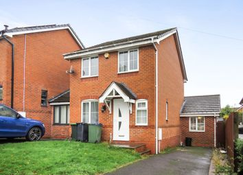 Thumbnail 4 bed detached house for sale in Poplar Rise, Tividale, Oldbury