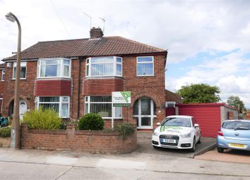 Thumbnail 3 bedroom semi-detached house for sale in Howe Hill Close, York