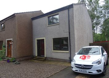 Thumbnail 2 bedroom detached house to rent in Fingask Court, Scone, Perth