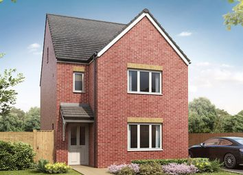 "Thumbnail 4 bed detached house for sale in ""The Lumley"" at Hilltop, Oakwood, Derby"