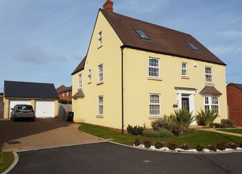 Thumbnail 5 bedroom property for sale in Hawkins Road, Exeter