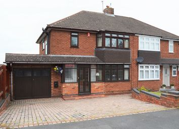 Thumbnail 3 bed semi-detached house for sale in Dumbleberry Avenue, Sedgley