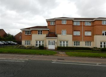 Thumbnail 1 bed flat for sale in Newton Road, St. Helens