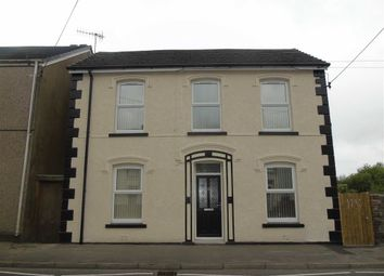 Thumbnail 4 bed detached house for sale in Bassett Terrace, Pwll, Llanelli