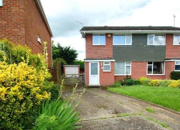 Thumbnail 3 bed semi-detached house to rent in Litchfield Close, Charlton, Andover