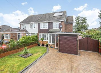 Thumbnail Semi-detached house for sale in Ashford, Middlesex
