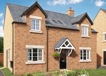 Thumbnail 4 bed detached house for sale in The Staunton, Newport Pagnell Road, Wootton Fields, Northamptonshire