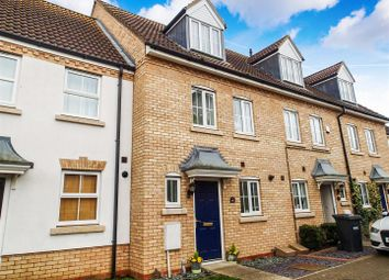 Thumbnail 3 bed terraced house for sale in Headlands, Fenstanton, Huntingdon